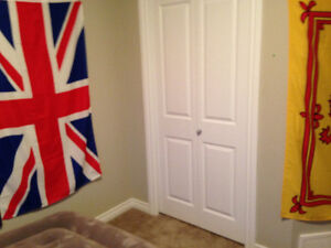 Immaculate room for rent in spruce grove duplex