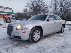 CHRYSLER 300 *** LOADED *** CERTIFIED $4995 *** 100% APPROVED