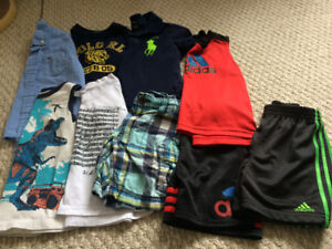 BOYS Size 2T summer clothing lot