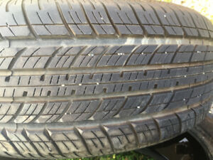 Hercules Ultra 235/60R17 tires Set of 2 tires not on rims