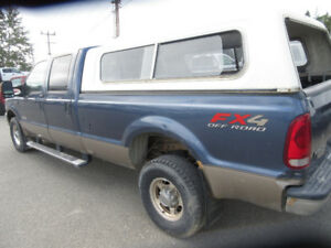 2004 Ford F350 Lariat  Blue