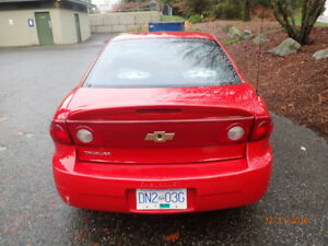 2005 Chevrolet Cavalier VL Coupe (2 door)