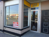 Affordable Commercial/ Retail space for Lease immediately