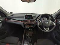 2018 BMW X1 SDRIVE18D SPORT AUTO SAT NAV PARKING SENSORS 1 OWNER SERVICE HISTORY