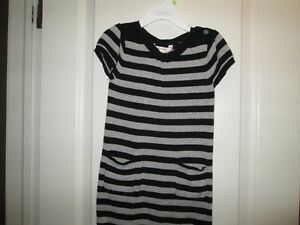 Old navy knitted dress and sweater (4T)