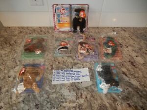 McDonalds  Collectable TY Beanie Babies Lot #1