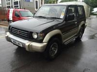 Mitsubishi SHOGUN SWB DIESEL AUTOMATIC GREAT EXAMPLE