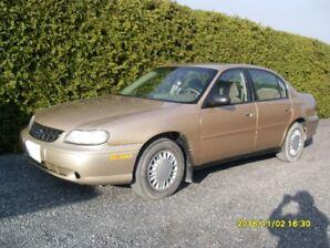 2003 Chevrolet Malibu - 3.1L V6