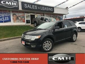 2010 Ford Edge Limited   LEATHER ROOF POWER GATE *CERTIFIED*