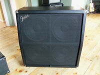 FENDER 4 Ohm 4 x 12 Cabinet