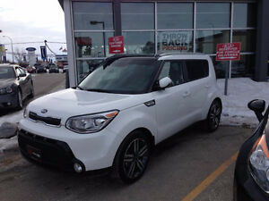 2015 Kia Soul SX Luxury - Short Term Lease Take Over