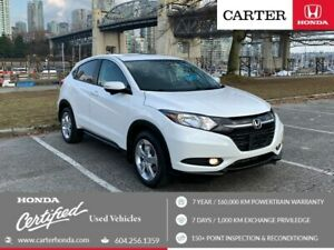 2016 Honda HR-V EX + CERTIFIED + NO ACCIDENTS + LOCAL!