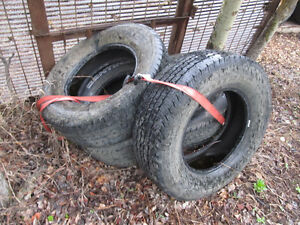 LT275/70R18 - Used Tires - Set of 4
