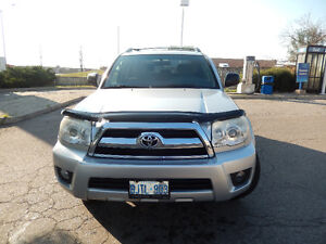 2006 Toyota 4Runner SR5 V6 SAFETY CERTIFIED AND E-TESTED