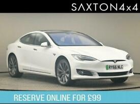 image for 2016 Tesla Model S 60D Auto 4WD 5dr Saloon Electric Automatic