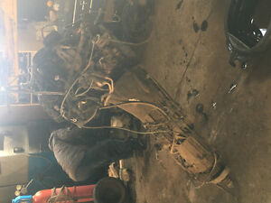 2006 jeep 2.4 motor 6 speed tranny and transfer case