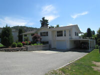 Spacious Family home with Large Private Yard in Glenmore