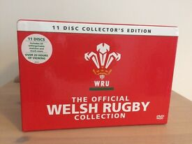 WRU Collector's Edition 11 DVD Boxset