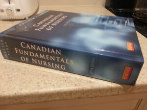 Canadian Fundamentals of Nursing Potter and Perry Fifth