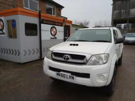 2010 Toyota Hilux 2.5 Double Cab HL2 Diesel Manual 4x4 IDEAL FOR EXPORT