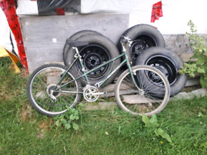 vintage norco mountaineer 21.5 inch frame