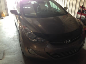 2012 Hyundai Elantra Limited Berline