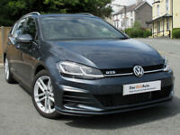 Volkswagen GOLF GTD Estate 2.0 TDI 184ps DSG AUTO : 2017 : Demo