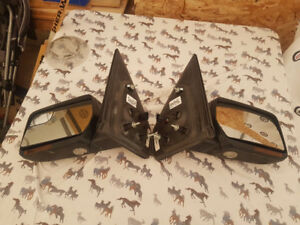 2009-2014 Ford F-150 Factory OEM Mirrors