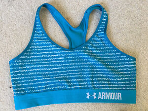 Under Armour size Large sports bras