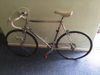 Very rare 1980s vintage PEUGEOT comete bike