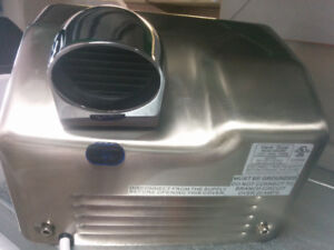 SMOKE & STROBE COMBO 3-IN-1   Panasonic Exhaust fans Hand Dryer
