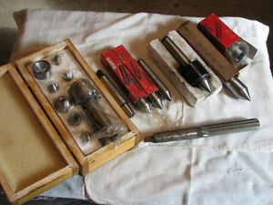 Lathe Attachments and centres
