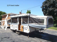 2001 eagle 12 ft 3 slide out very large priced to sell