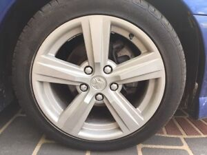 "VZ SS Genuine 17"" Wheels Holden Commodore Rims and Tyres Suit VT Greenacre Bankstown Area Preview"