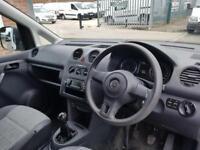Volkswagen Caddy 1.6TDI ( 102PS ) C20+ FULL HISTORY FULL MOT LOW MILES
