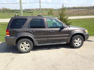 2006 Ford Escape XLT, 18k on transmission