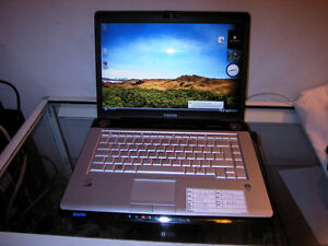 Used Toshiba Satellite A200 Laptop with Webcam and Wireless Cambridge Kitchener Area image 1