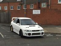 Subaru Impreza Wrx Sti Forged 350bhp clean car £3499