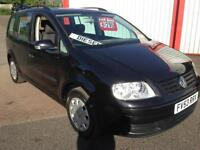 Volkswagen Touran 1.9TDI PD ( 7st ) 2003 S GREAT FAMILY CAR GREAT MPG