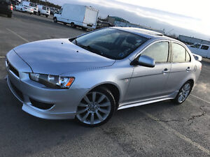 2008 Mitsubishi Lancer while quantity last 3850$ NICE CAR.