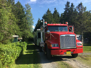 RV Towing in NS -- Daily