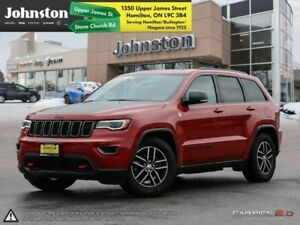 2017 Jeep Grand Cherokee Trailhawk   FULLY LOADED~TRAIL RATED~ A