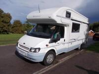 Buccaneer Coaster 2003 5 Berth End Kitchen 5 Speed Man Over-cab Bed Ref 11119