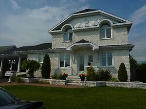 maison à vendre Thetford Mines