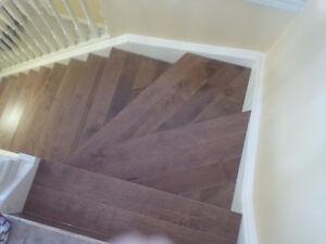 Trim Carpenter Hardwood and Laminate floor installer Trim Carpen London Ontario image 2