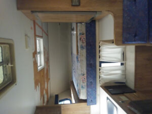8 foot camper for sale