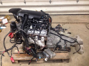 5.3 Hybrid Vortec Engine with 4L60e Transmission