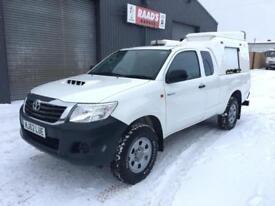 * SOLD *2013 Toyota Hilux 2.5 D4-D HL2 Extra Cab 4x4 Utility Diesel Pickup *82k*