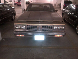1985 Oldsmobile Delta 88 Royal Need Gone Steal Of a Deal