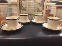 Tea for four